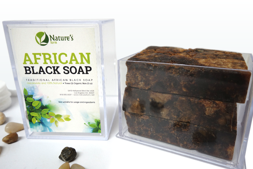 african black soap loose